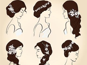 HAIR STYLES & UPDO